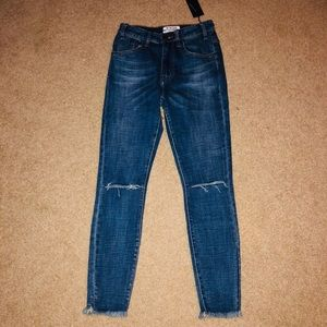 One Teaspoon Freebird II Jeans High-rise